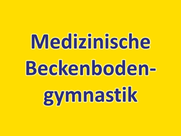 "Zum Video ""Medizinische Beckenbodengymnastik"""