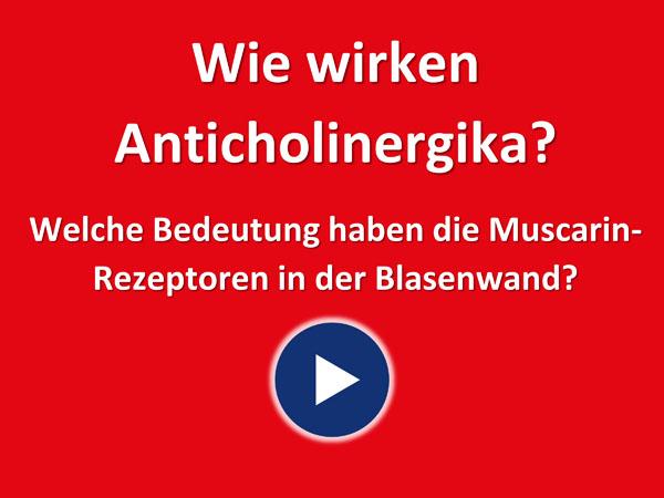 """Zum Video """"Wie wirken Anticholinergika?"""""""